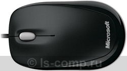 Купить Мышь Microsoft Compact Optical Mouse 500 Black USB (U81-00083) фото 2
