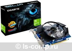 Купить Видеокарта Gigabyte GeForce GT 730 902Mhz PCI-E 2.0 2048Mb 5000Mhz 64 bit DVI HDMI HDCP (GV-N730D5-2GI) фото 3