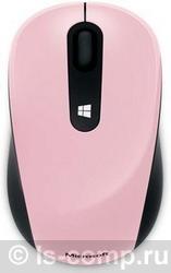 Купить Мышь Microsoft Sculpt Mobile Mouse Pink USB (43U-00020) фото 3
