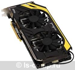 Купить Видеокарта MSI GeForce GTX 680 1110Mhz PCI-E 3.0 2048Mb 6008Mhz 256 bit 2xDVI HDMI HDCP (N680GTX Lightning) фото 3