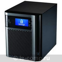 Купить Сетевое хранилище Iomega StorCenter px4-300d 8Tb (35403) фото 1