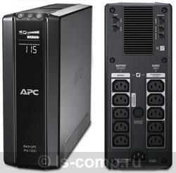 Купить ИБП APC Back-UPS Pro 1200 (BR1200G-RS) фото 2
