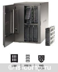 Купить Сетевое хранилище NetGear ReadyNAS Ultra 6 6-bay (RNDU6000-100PES) фото 2
