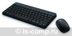 Купить Комплект клавиатура + мышь Logitech Wireless Combo MK240 Black USB (920-005790) фото 2