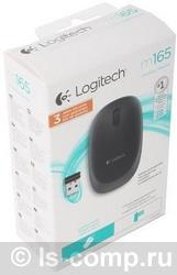 Купить Мышь Logitech M165 Black USB (910-004110) фото 3