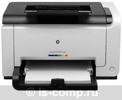 Купить Принтер HP Color LaserJet Pro CP1025nw (CE918A) фото 2