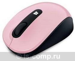 Купить Мышь Microsoft Sculpt Mobile Mouse Pink USB (43U-00020) фото 1