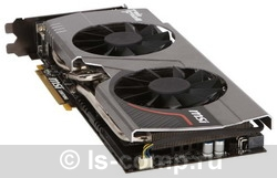 Купить Видеокарта MSI GeForce GTX 580 800Mhz PCI-E 2.0 1536Mb 4008Mhz 384 bit 2xDVI HDMI HDCP (N580GTX Twin Frozr III Power Edition/OC) фото 2