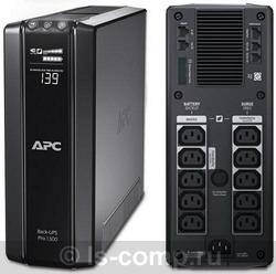 Купить ИБП APC Power Saving Back-UPS Pro 1500, 230V (BR1500G-RS) фото 2
