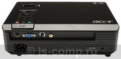 Купить Проектор Acer X110P (EY.JBU01.050) фото 2