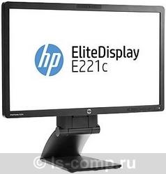 Купить Монитор HP EliteDisplay E221c (D9E49AA) фото 2