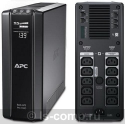 Купить ИБП APC Power Saving Back-UPS Pro 1500, 230V (BR1500GI) фото 2