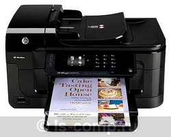 Купить МФУ HP Officejet 6500A Plus e-All-in-One (CN557A) фото 1