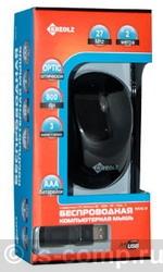Купить Мышь Kreolz WMS 01 Black USB (WMS01) фото 3