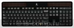 Купить Клавиатура Logitech Wireless Solar Keyboard K750 Black USB (920-002938) фото 2