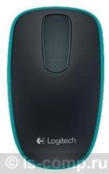 Купить Мышь Logitech Zone Touch Mouse T400 Black-Blue USB (910-003314) фото 3