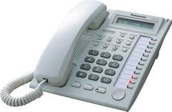 Аналоговый системный телефон Panasonic KX-T7730RU KX-T7730RU