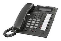 Аналоговый системный телефон Panasonic KX-T7735RU KX-T7735RUB