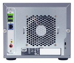 Внешний жесткий диск Western Digital ShareSpace 8 ТБ