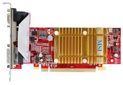Radeon HD 4350 600 Mhz PCI-E 2.0 512 Mb 800 Mhz 64 bit DVI HDMI HDCP R4350-MD512H