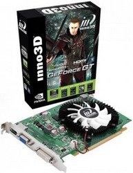 GeForce GT 220 625 Mhz PCI-E 2.0 1024 Mb 800 Mhz 128 bit DVI HDMI HDCP N220-1DDV-D2CX