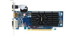 Radeon HD 5450 700Mhz PCI-E 2.1 512Mb 1600Mhz 64 bit DVI HDMI HDCP GV-R545OC-512I