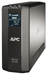 ИБП APC Back-UPS RS LCD 550VA