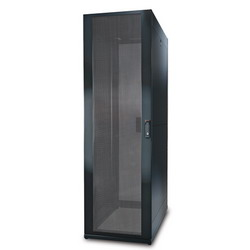 NetShelter VL 42U 600mm Wide x 1070mm Deep Enclosure with Sides Black AR2900