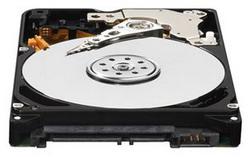 Жесткий диск Western Digital Scorpio Blue 1 ТБ