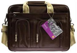 """Сумка для ноутбука Krusell Breeze Laptop Bag 15.6"""" Brown"""