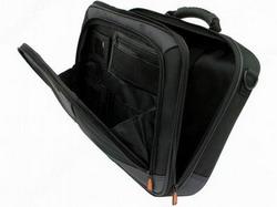"""Сумка для ноутбука Porto G303 15.4"""" Black"""