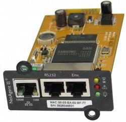 Адаптер SNMP для ИБП NetAgent II(BK506) внутренний 3порта BP506-06-LF