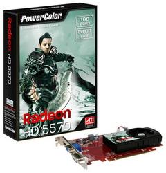 HD5570 1GB DDR3 AX5570 1GBD3-H