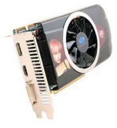 Radeon HD 5770 850 Mhz PCI-E 2.1 512 Mb 4800 Mhz 128 bit DVI HDMI HDCP 11163-07-10R