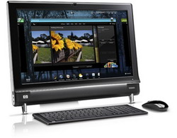 Моноблок HP TouchSmart T600-1050ru