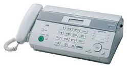 Факс Panasonic KX-FT982RU White KX-FT982RUW