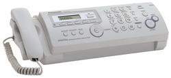 Факс Panasonic KX-FP218RU White