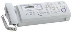 Факс Panasonic KX-FP207RU White KX-FP207RU
