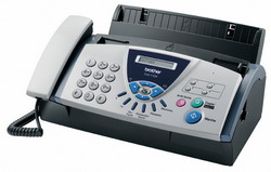 Факс Brother FAX-T104 FAX-T104