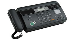 Факс Panasonic KX-FT982RU Black KX-FT982RUB