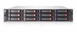 StorageWorks MSA2000 Dual I/O AJ750A
