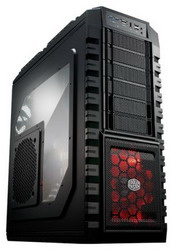 Корпус Cooler Master HAF X (RC-942-KKN1) w/o PSU Black RC-942-KKN1