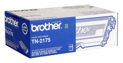 Тонер-картридж Brother TN-2175 черный