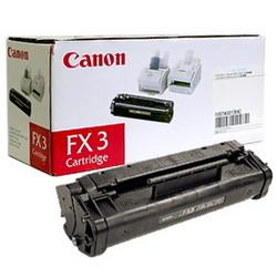 Тонер-картридж Canon FX-3 черный