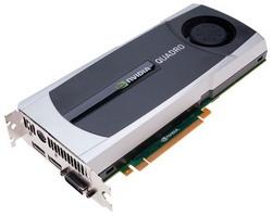 Видеокарта PNY Quadro 5000 513 Mhz PCI-E 2.0 2560 Mb 3000 Mhz 320 bit DVI VCQ5000-PB