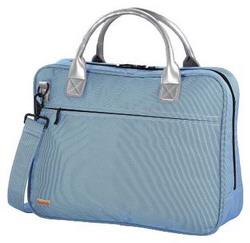 "сумка для ноутбука 15 "" Hama Fashion Uni, нейлон, голубой - АЭ225"