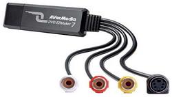 ТВ-тюнер AverMedia Technologies DVD EZMaker 7 C039