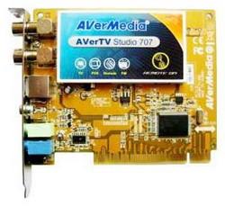 Technologies AVerTV Studio 707 Studio 707