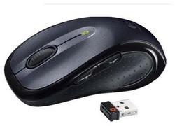 Мышь Logitech Wireless Mouse M510 Black USB