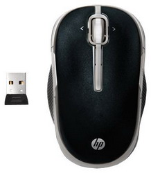 Мышь HP VK482AA Black USB